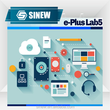 Language Lab software e-PLUS Lab5 for live broadcast & recording