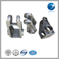 Customized mental casting steel pipe