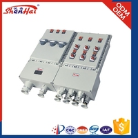 OEM ODM water proofing Explosion proof electrical control panel