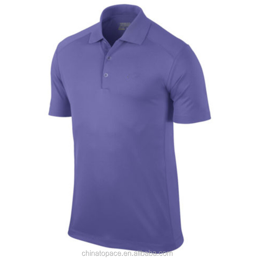 New design custom dry fit 100 polyester spandex mens golf t shirt polo