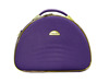New customed Pu leather makeup bag,cosmetic case, eva travel case
