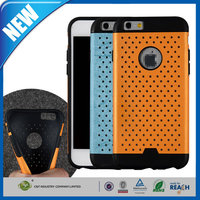 C&T New arrival protector custom tpu gel phone case for iphone 6 pluscase