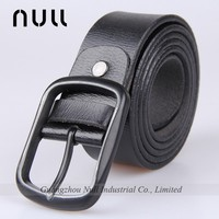 Customized Genuine Cowhide Leather Belts for Women