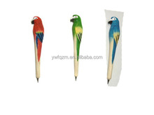 wooden animal design bird pen for teacher
