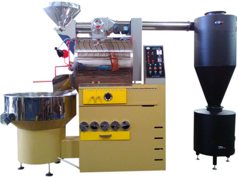 20kg coffee roaster with PC model