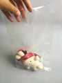 Purity PE Plastic Bag With Bottom Heat Seal