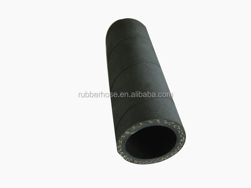 Rubber hose professional manufacturer flange joint braided flexible hose