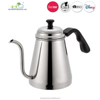 Amazon Ebay best selling stainless steel gooseneck kettle for coffee tea
