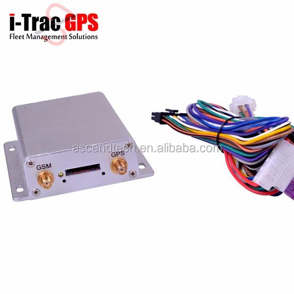 vehicle gps tracker TK106 with fuel calculator analog input camera & temperature monitoring