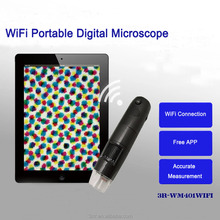 Anyty WM401WiFi High Resolution Magnification Biological Student LED Digital Microscope for Schools