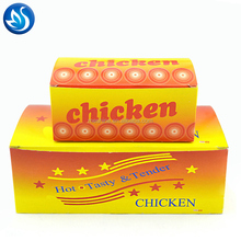 Fried Chicken boxes and Paper chip boxes/folding paper french fries box