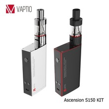 Vaptio Variable Wattage Electronic Cigarette UK 150W huge vapor electronic cigarette kit