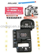 Plastic camera LCD screen hood for Canon 1D Mark II Factory Price