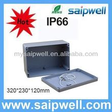 high quality IP65 custom aluminum box large (aluminum box serirs)