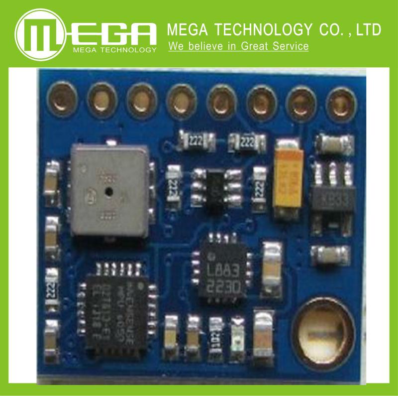 ArduPilot Mega - Arduino Mega compatible UAV Contr