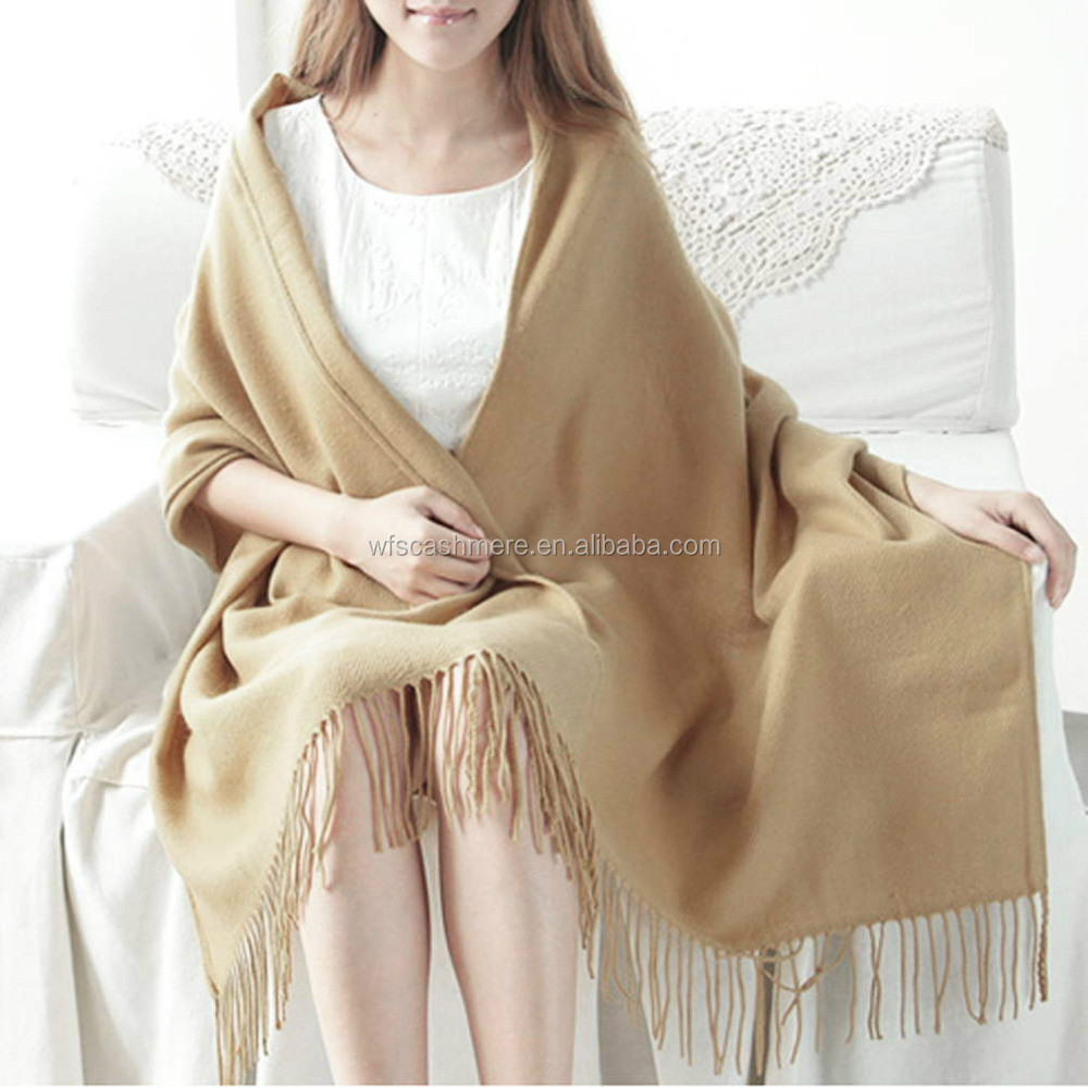 cashmere shawl scarf ladies winter wool cashmere blended scarf women