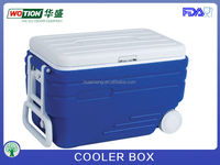 HS721 cooler box with wheels and handle