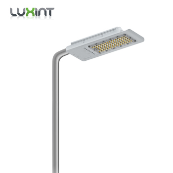 2018 80w Product optional smart photocell control professional optical design low glare IP65 Led Street Light