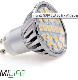 GU10 SMD 240v 20 LED LIGHT BULBS ENERGY SAVING 4W COOL WHITE HIGH POWERED and other job lots