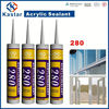 Water based adhesive sealer