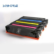 China Direct CF410X Compatible Color Toner Cartridge for HP LaserJet M452 / M477