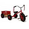 new design kids children tricycle with trailer for 3-10 years old