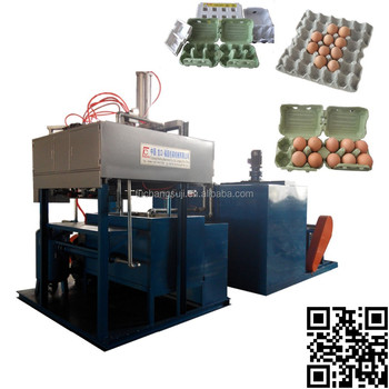 Paper Egg Tray Making Machine Multi Layer Drying System
