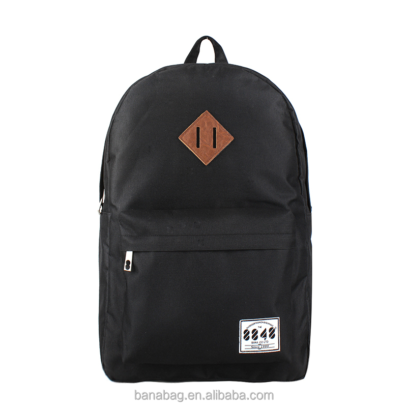 8848 New Fashion School Bags Backpack with Multifunction Pocket