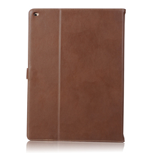 Newest products tablet protective cover For apple ipad pro real leather case