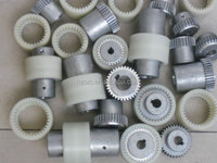 NL10 nylon sleeve gear coupling