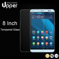 Universal tempered glass screen protector for 8 inch tablet screen protector 9H tempered glass for ipad mini 2 3 pro samsung