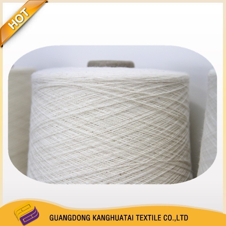 hot sale high quality 60s 100% combed cotton yarn made in china for weaving