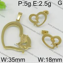 POWELL Fashion Wholesale Newest liquid crystal jewelry