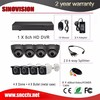 CCTV DVR KITS promotion home use 1080P camera kits