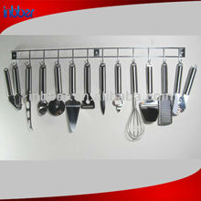 12pcs diferent function stainless steel kitchen utensils