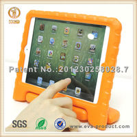 Child proof case for ipad mini 2, EVA foam hard case for tablet pc