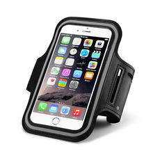 Waterproof Sports Running Reflective Armband Phone Case for Samsung Galaxy S8 S7 S6 for iphone 6 7 8 X