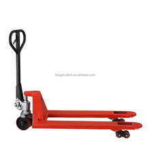 TZBOT Hand pallet truck 2.5 tons of 3 tons to cattle small hydraulic manual forklift