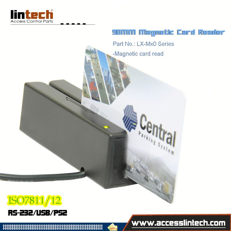 Supermarket USB Interface magnetic card reader cheap e ink reader
