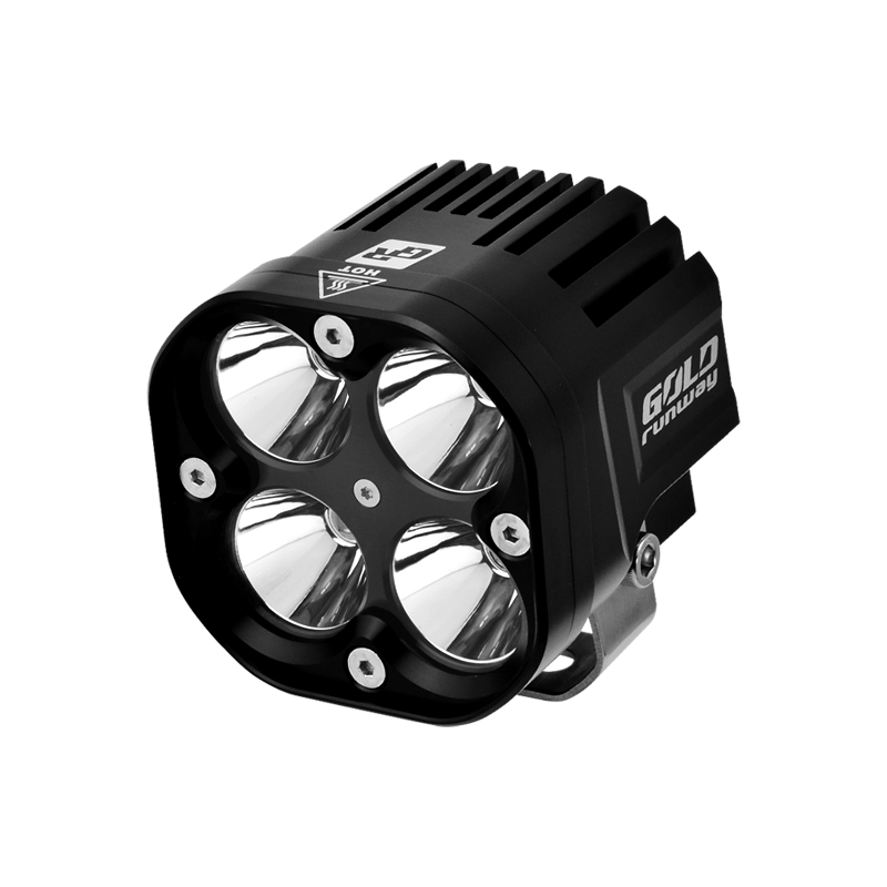High power 40W CREEs U3 chip motorbike LED driving light