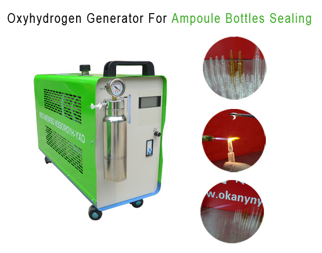 230V/110V portable oxyhydrogen gas from water oxygen hydrogen generator