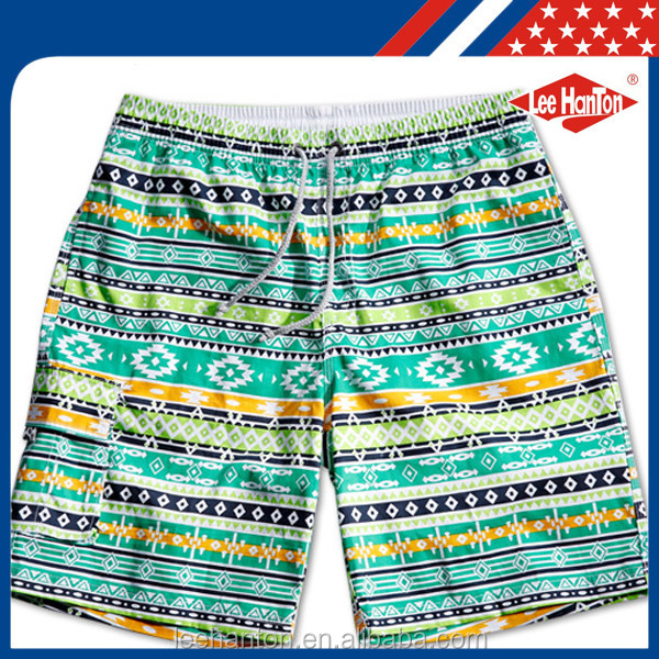 new customized style hot sale beach shorts for lady