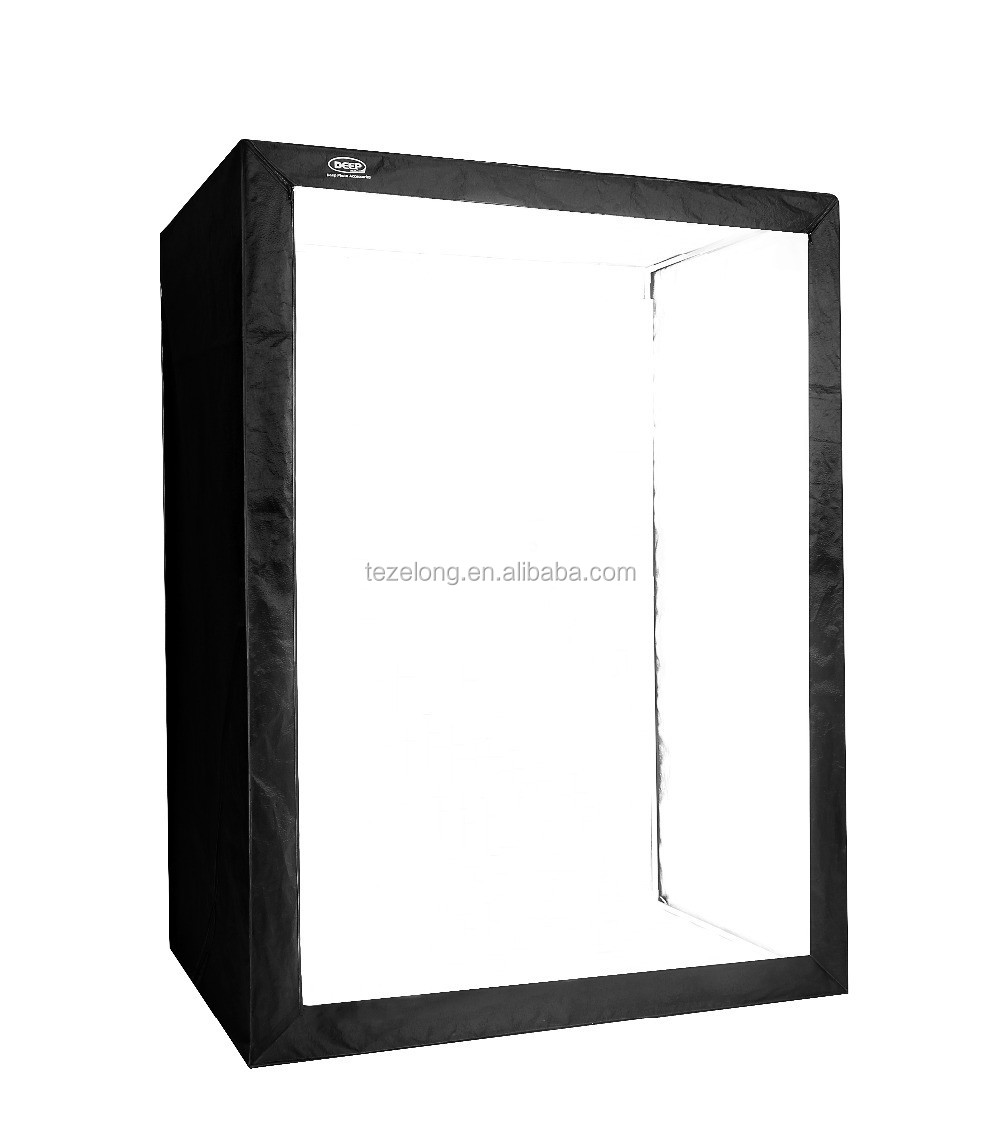 Professional big size photography led photo tent box 200x80x120cm photo studio soft light box 2m