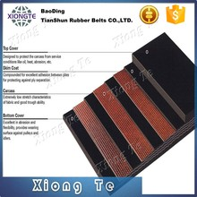 most selling product in alibaba RMA DIN Standard Rubber Conveyor Belt