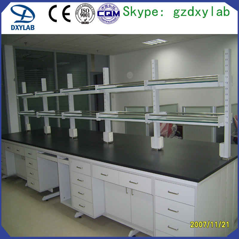 Cold rolled steel metal workbench materials science lab equipment