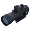3X40RD Tactical sight single dot red and green riflescope with lever for hunting