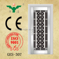 2016 new products stainless door latest design steel security door