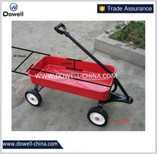 metal kids red wagon pull wagon for kids