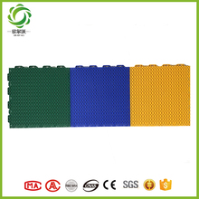 Xinerwo multi uses outdoor plastic floor tile for basketball