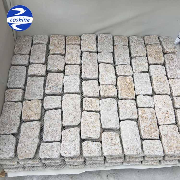 granite paver matsmesh cobblestone pavers for sale buy cobblestone paver matsmesh cobblestone for sale product on alibabacom - Cobblestone Pavers